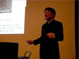 東京工業大学 総合理工学研究科 准教授 跡部 真人先生