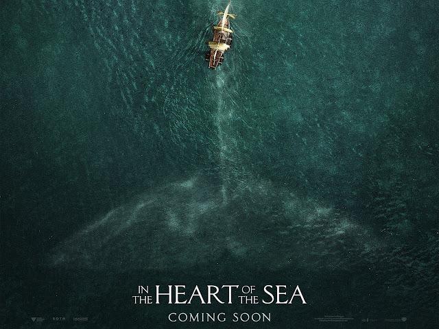 Στην καρδιά της θάλασσας (In the Heart of the Sea) Wallpaper