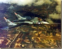1 Vought F7U-3 -22