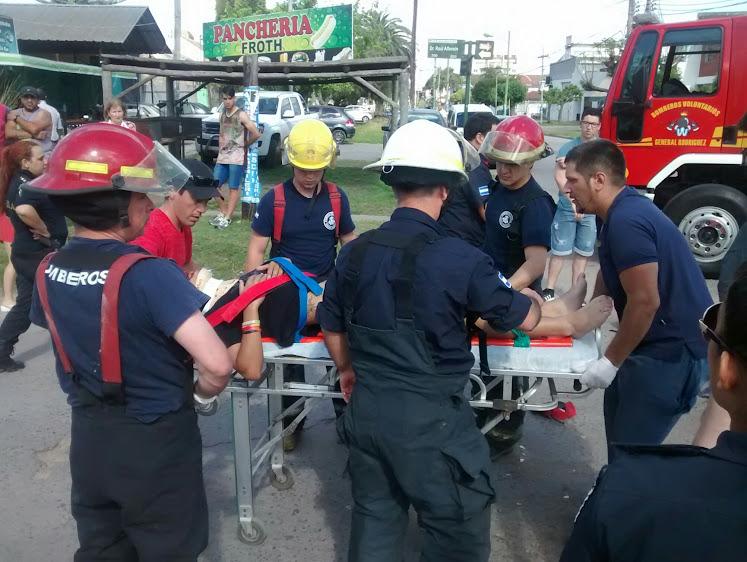 Accidentales: Motos varias, un camión, dos incendios y una avioneta que bajó