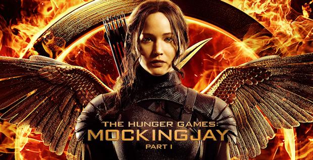 'The Hunger Games: Mockingjay - Part 1' Blu-Ray, DVD & Digital HD Details