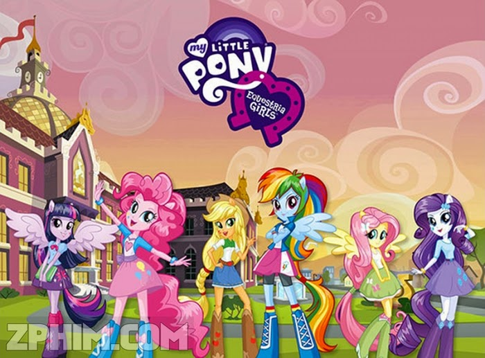 Ảnh trong phim Những Cô Gái Equestria - My Little Pony: Equestria Girls 1