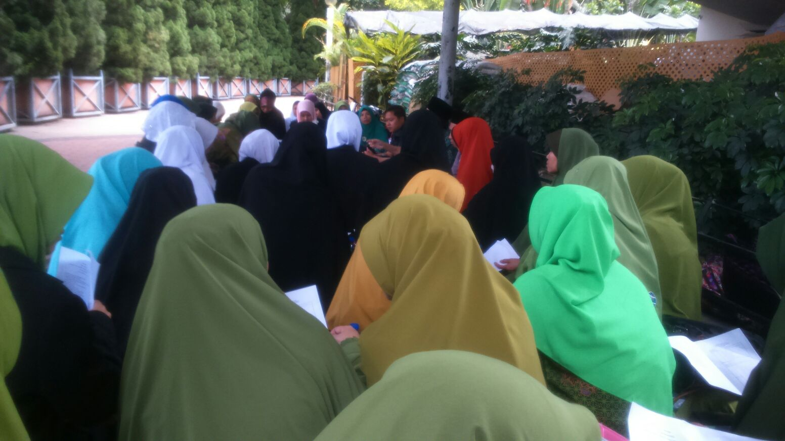 Ini Ibadah-Ibadah Sunnah Bagi Wanita Muslimah Yang Haid Di Bulan Ramadhan