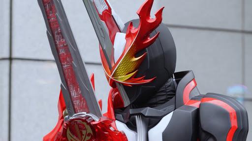 Kamen Rider Saber Suit