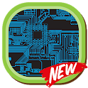 Electronic Circuit Board Design icon