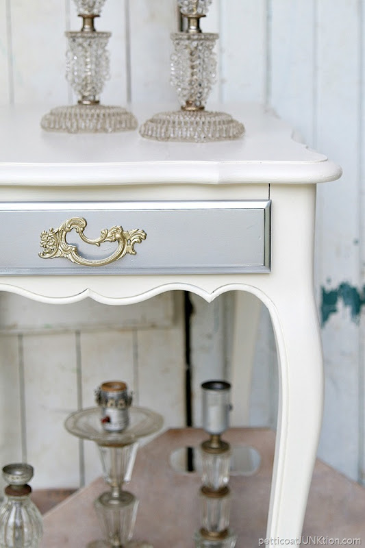 Glitzy-Silver-And-Gold-Metallic-Furniture-Facelift-Project-from-Petticoat-Junktion_thumb