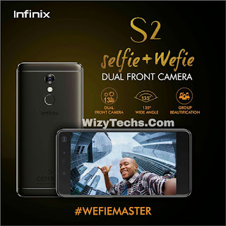 Infinix S2 Specifications
