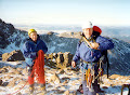 Stu & Steve. Cairngorm Summit. Late 90's ?