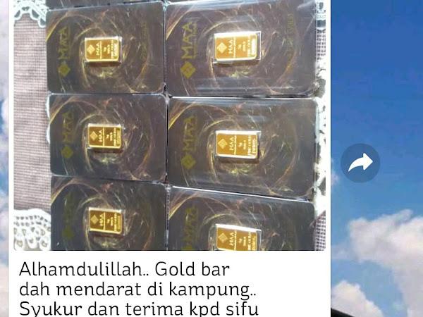 Jom Fahami Konsep Dealer Emas Orodesign by Kilang Amethyst