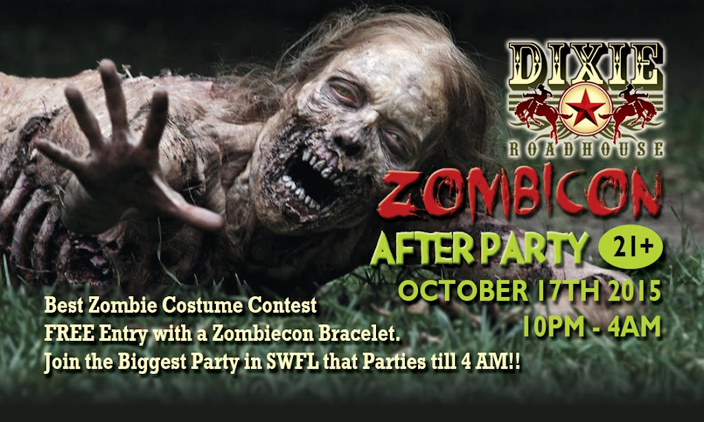 DRH Zombicon AP Free Pass Front