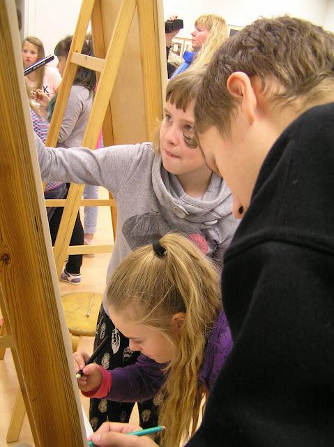 Kunstiosakonda  sisseastunud laste pühitsemine 2015 - PB080074.JPG