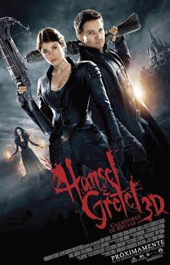 Hansel & Gretel: Cazadores de brujas - Hansel and Gretel: Witch Hunters (2013)