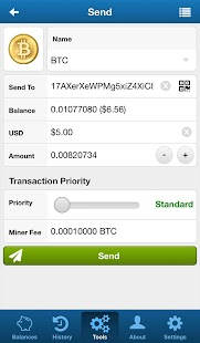 FreeWallet- screenshot thumbnail