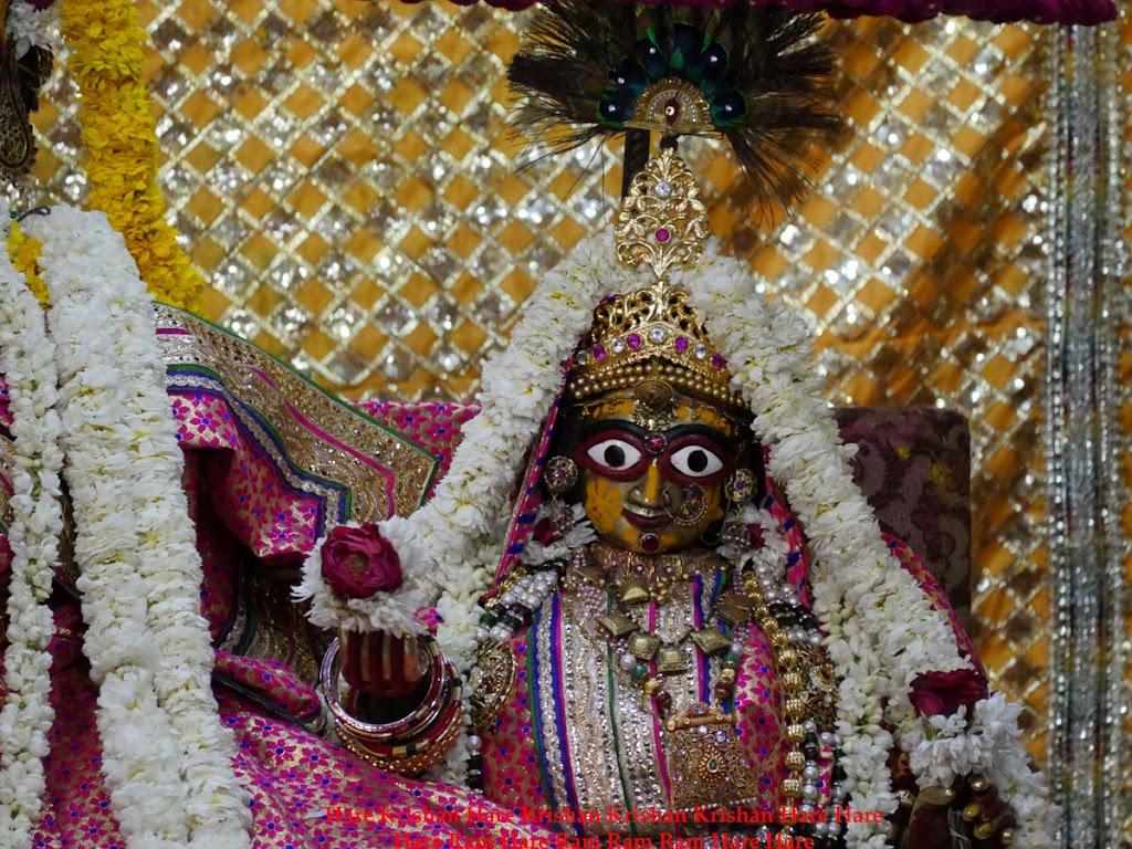 Radha Govind Devji Deity Darshan 30 Mar 2016  (18)