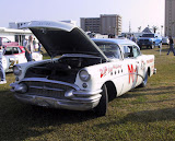 Fireball Roberts 1955 Buick race car.
