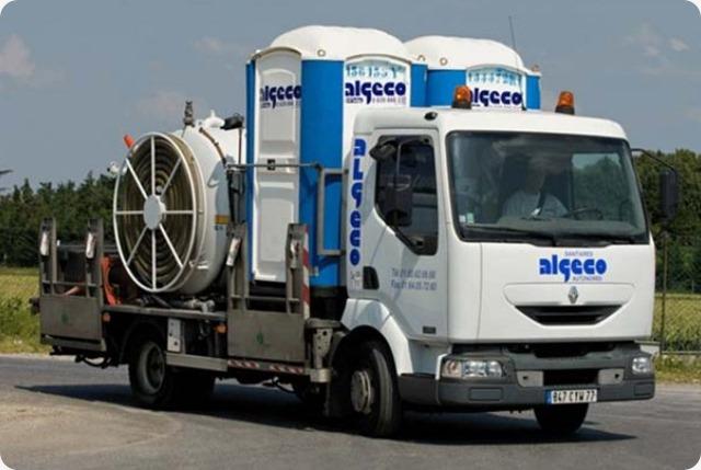 algeco-camion