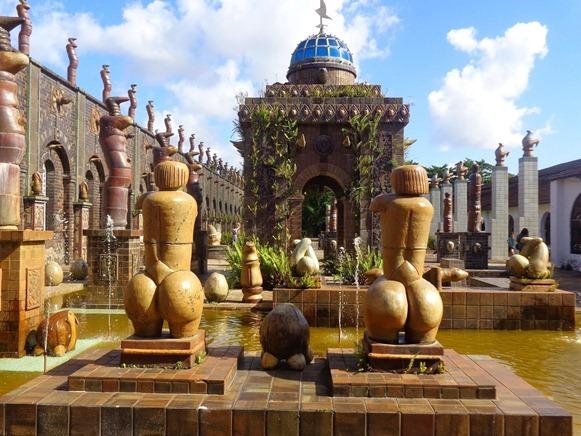 Oficina Brennand - Recife, foto: http://rosapimentacrafteria.blogspot.it/