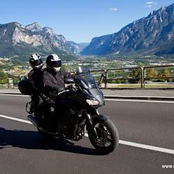 Motorradtour Crucolo & Manghenpass 27.08.12