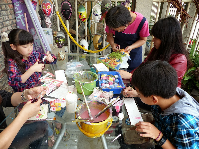 Fang Liao Artist village F 3 ( Pingtung county) et Village cultural a Pingtung city - P1030586.JPG