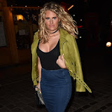 OIC - ENTSIMAGES.COM - Danielle Armstrong at the NUDESTIX - launch party celebrating the launch of a new lip line from the cosmetic brand  in London  2nd June  2016 Photo Mobis Photos/OIC 0203 174 1069