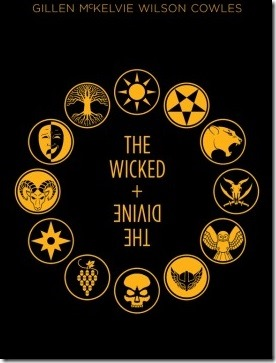 The Wicked The Divine cover deluxe