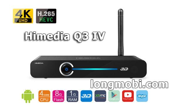 Androi tv box himedia q3 iv