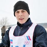 М.Шрамченко - активный участник в разных видах спорта