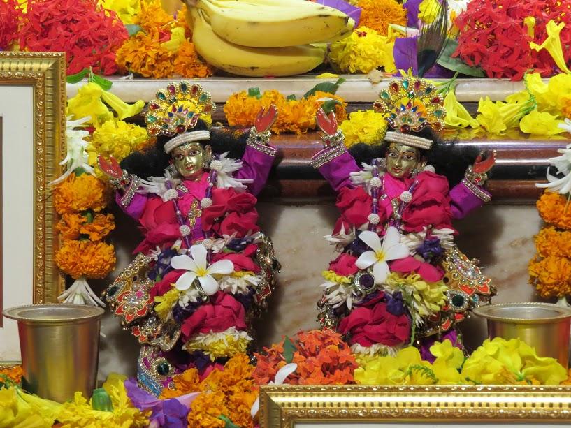 ISKCON Vallabh vidhyanagar Deity Darshan 04 jan 2017 (4)