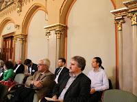 6 - A közönség soraiban Duray Miklós, a Szövetség a Közös Célokért elnöke és Bárdos Gyula, a Csemadok országos elnöke.JPG