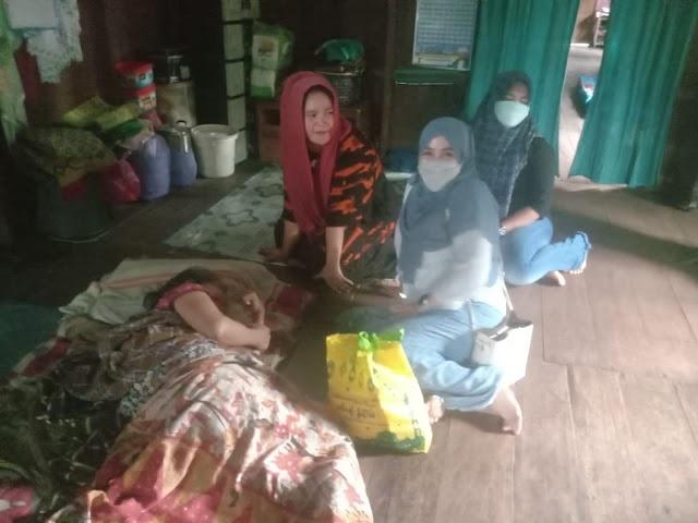 Ajak SBC dan Kowas, Sri Huriyati Hadi Lihat Langsung Keadaan Kaum Dhuafa