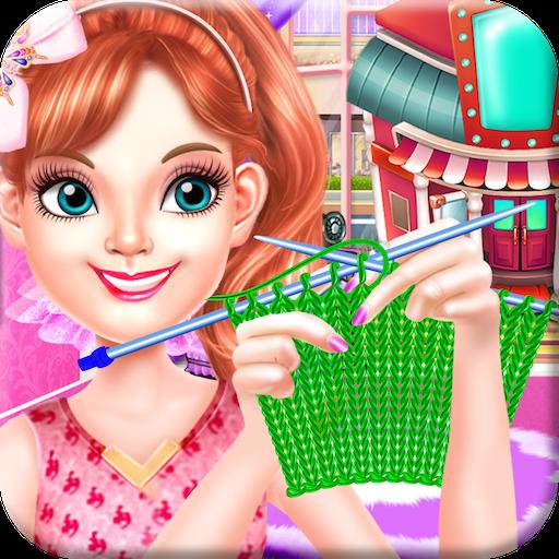 衣料品工場の女の子のゲーム 休閒 App LOGO-APP開箱王
