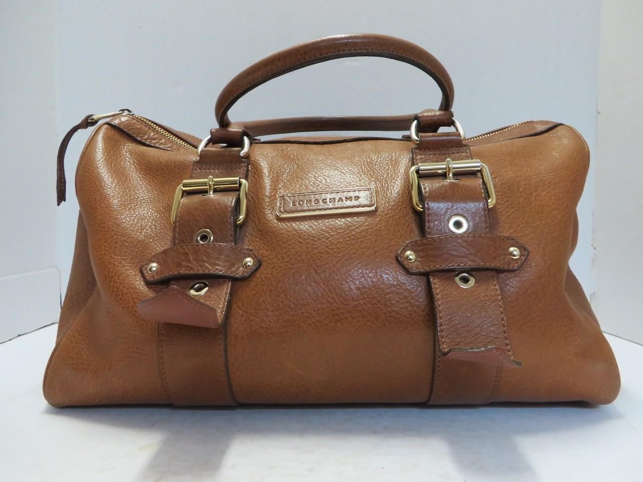 Kate Moss x Longchamp Shoulder Bag