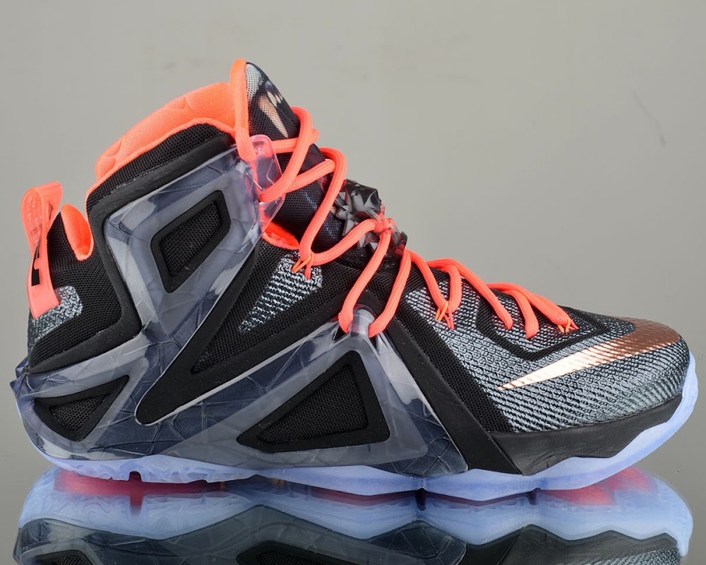 best service df6c9 fd9e9 ... Nike LeBron 12 Elite Rose Gold Detailed Pics ...
