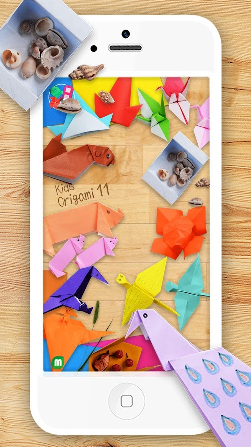 Kids Origami 11- screenshot