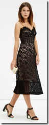 Oasis Limited Edition Lace Dress
