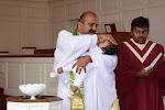 Ilan Paul Arun Baptism
