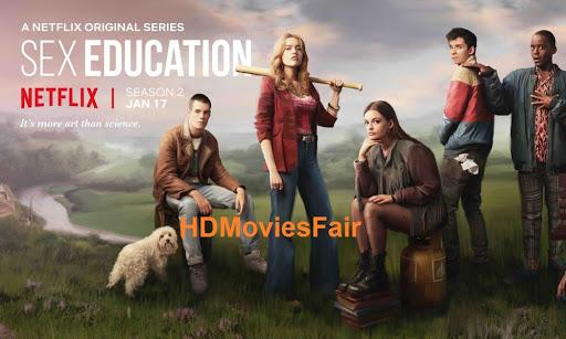 Sex Education 2019 banner HDMoviesFair