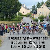 Trophée MPY Ecoles Cyclismes - 19 06 2016