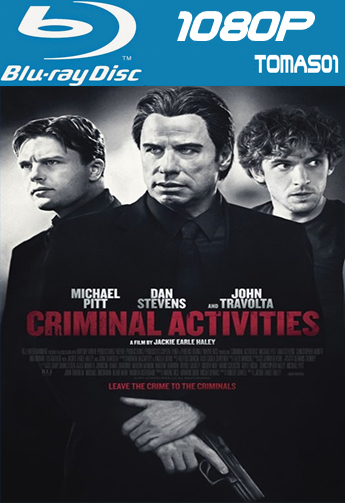 Criminal Activities (2015) BDRip m1080p