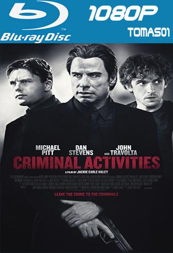 Criminal Activities (2015) BDRip 1080p HD-DTS
