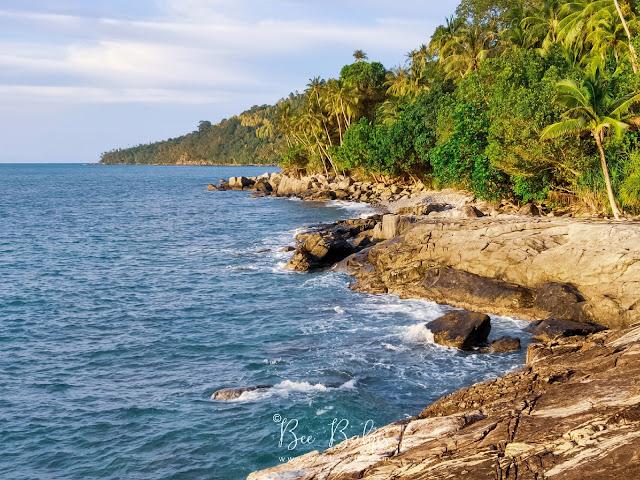 Batu Mariam Hanum Pulau Lemukutan Singakwang