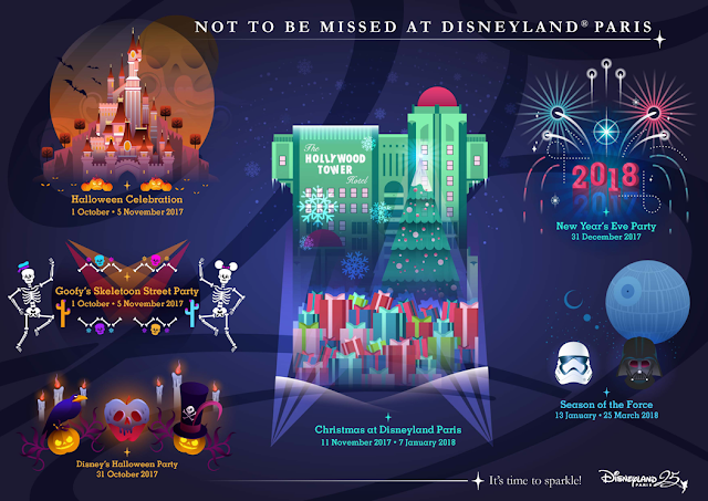 Disneyland Paris Halloween Party 2018.Disney Kind Of Day Upcoming Events At Disneyland Paris