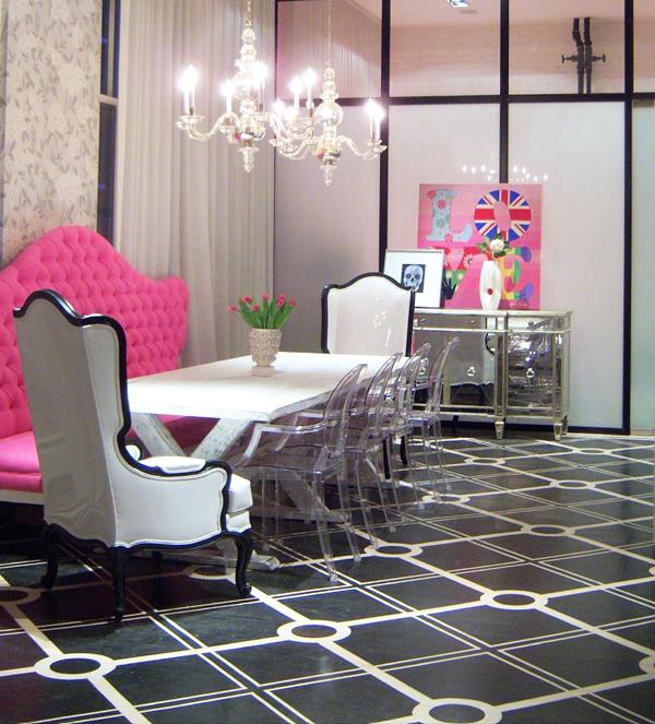 Magenta Bedroom: Magenta Pink Burgundy Rooms Bedroom Living Room Dress