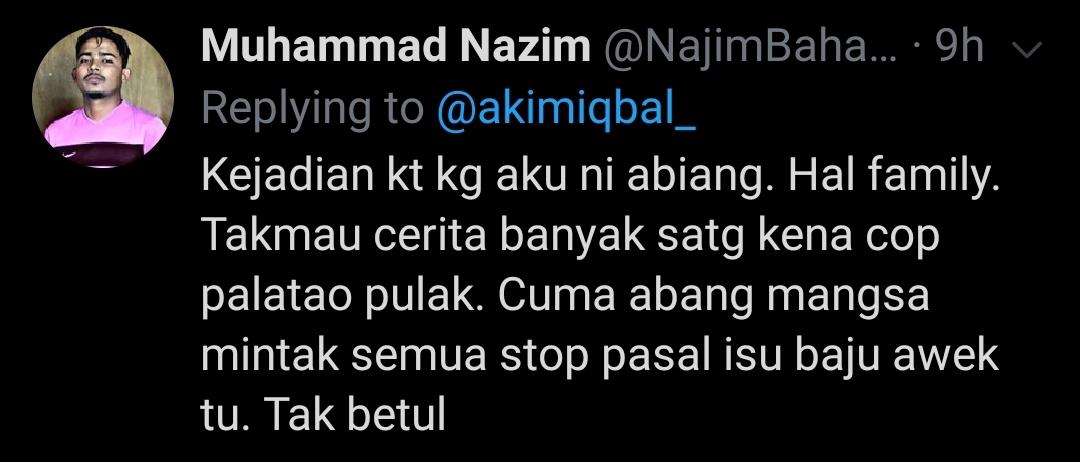 Kes Adik Bunuh Abang Di Kedah, Bukan Sebab Baju Awek Sebenar...