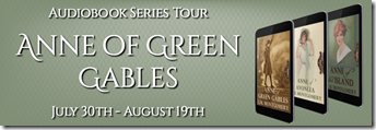 Anne of Green Gables Tour Banner