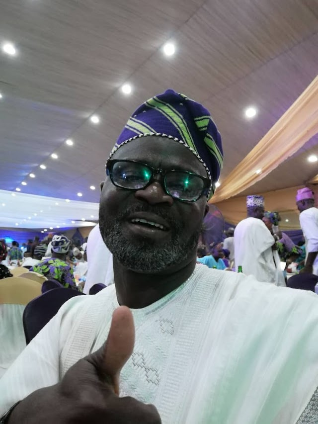 KOB Felicitates With Tunde Borokini As He Attains Another Year~NEWSEXTRA