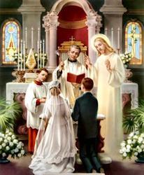 Significado De Matrimonio Catolico : → matrimonio sacramento explicado pecados disposiciones