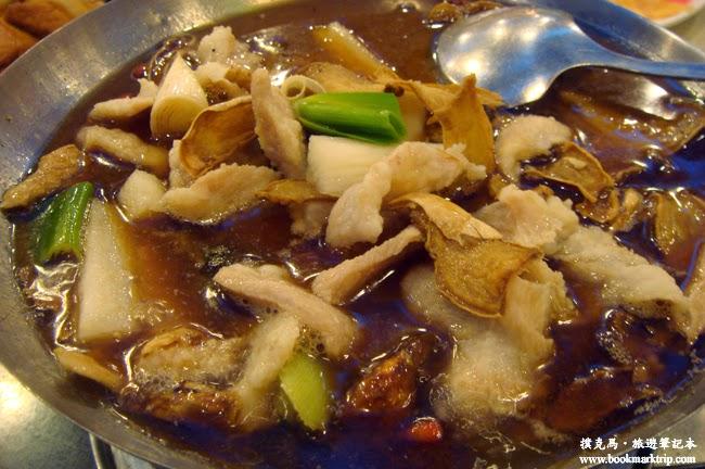 食為天珍饌美食淮山松板豬