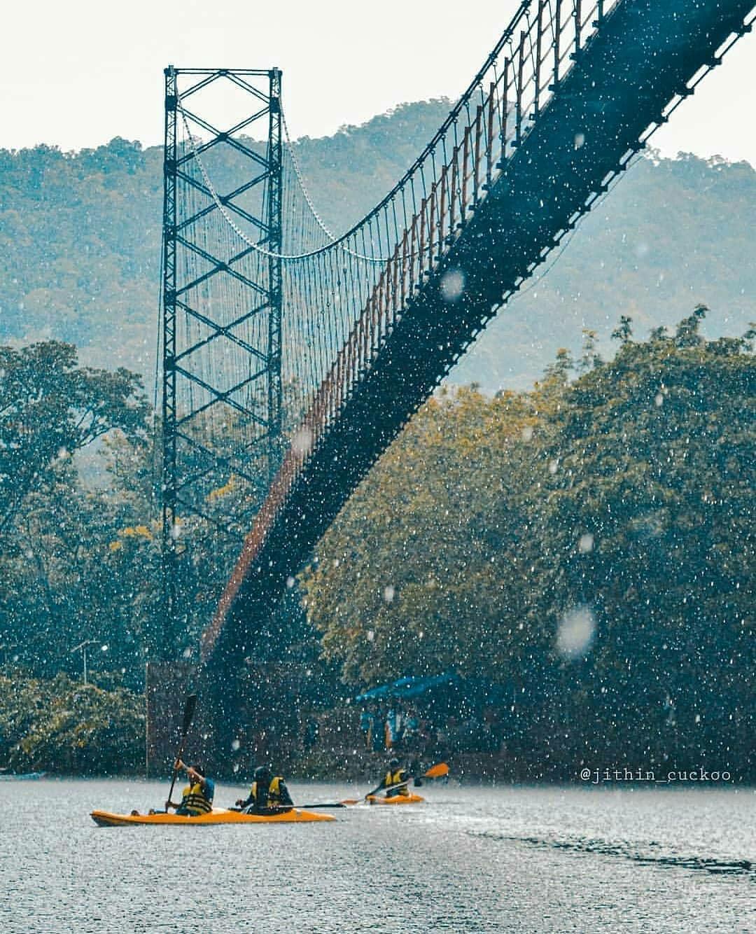 injathotti kayaking