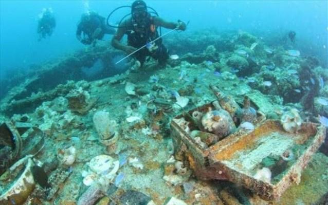 Αρχαιολογική ανακάλυψη «ξαναγράφει» την ιστορία διασύνδεσης Ιταλίας - Αρχαίας Ελλάδας